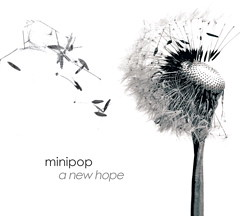 The new record by Minipop is also available on itunes