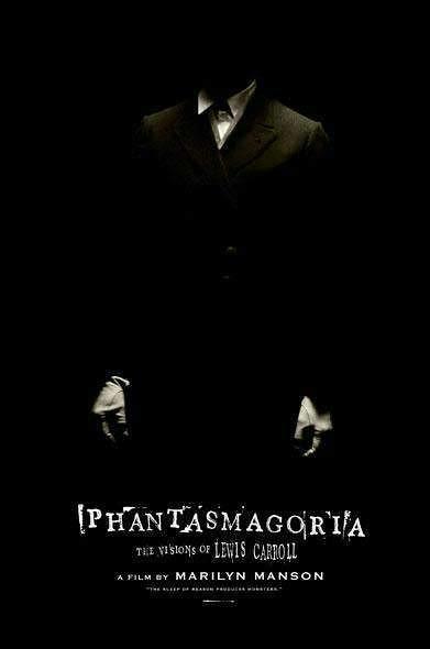phantasmagoria - marilyn manson by mylermoss