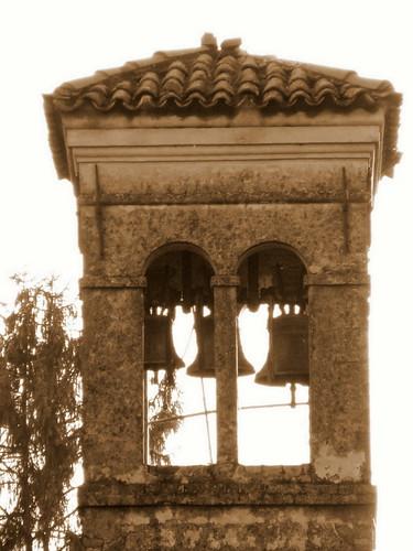 campane - seppia