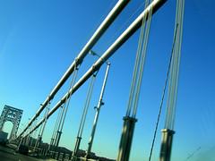 79 GWB (dcscott110) Tags: nyc bridge blue georgewashingtonbridge
