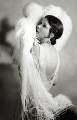 norma talmadge ostrich plumes, 1919 by carbonated, on Flickr