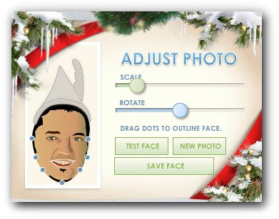 Christmas cachondo de elfa personalizable ceslava 2