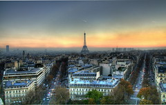 IMG_9249 (Danny VB) Tags: paris france tower night soleil europe tour coucher eiffel nightlife nuit