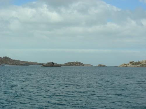 Clarke Island Panorama