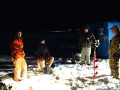 IMG_0836 (deplaqer) Tags: minnesota nighttime icefishing lakewinnibigoshish