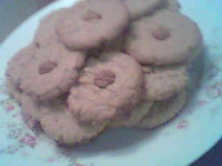 Peanut Butter Cookies (2)