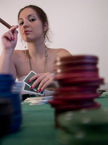 Girly poker?