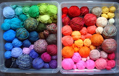 10 Years ! (eclectic gipsyland) Tags: color colour tricot knitting crochet joy knit yarn eclectic pelotes laine laines yarns eclecticgipsyland gipsyland couleiur