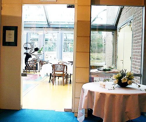 d' Orangerie Chateau Holtmuhle-Tegelen~城堡裡的早餐~080121