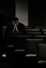 a solemn request (Tonym1) Tags: church praying