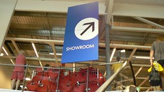 20080214 IKEA: showroom sign (halfbyteproductions) Tags: new ikea sign store escalator perth showroom wa innaloo 20080214