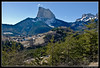 Mont Aiguille Triève (mushuchat) Tags: france montagne balade aficionados isère triève