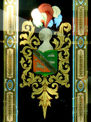 Crest on Glass