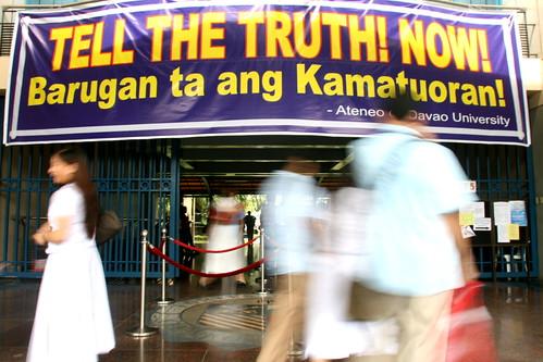 Davao rencontres taches