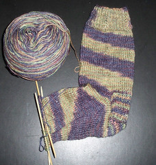 Sheepaints Sock 1