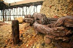 Chain (SpencerBenjamin) Tags: rust jetty corrosion catherinehillbay