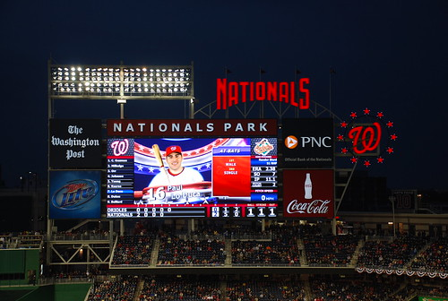 Paul Lo Duca - Washington Nationals - flickr/afagen