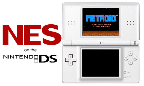 The Best NES Emulator for the Nintendo DS