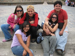 Las damas del grupo, salvo Sergio el esposo de Zaadel (Shadowargel) Tags: flickr grupo colonia encuentro tovar angelesydemonios encuentrosflickr