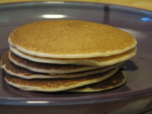 More Easy Weekend Pancakes