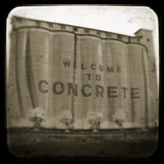 Welcome (baronCORONADO) Tags: usa art digital square concrete photography us washington unitedstates contemporary unitedstatesofamerica fineart blackburn northamerica conceptual artcenter concepts artistry ttv artstyles