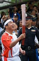 15-olympic-torch_DSC2459 (Agron) Tags: china people news vertical horizontal thailand bangkok protest tibet event editorial protests slogans humaninterest olympictorch peopleinthenews agrondragaj nikond3 notorchintibet antitorch