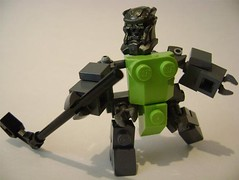Future Hockey (Battledog) Tags: hockey lego player mech moc