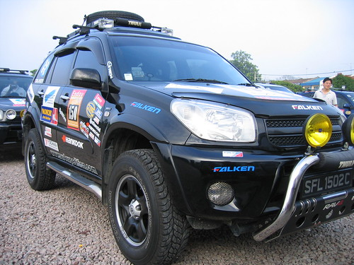 Rav4 Off Road Modifications >> RAV lifted - Page 2 - Toyota RAV4 Forums