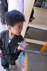 Little Ninja (delta16v) Tags: digital kid child ninja gr