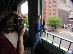 Lupin Goddess Saves Tacoma Gnome
