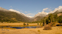 Rocky Mountain National Park (dbking2162) Tags: rockymountains rockymountainnationalpark colorado landscape nature nationalgeographic nationalparks fall water lake mountains snow outside outdoor