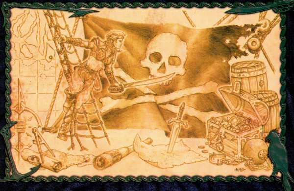 Pirates masthead