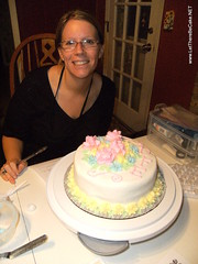 """2009, class 104, 2 (Lisa @ Let There Be Cake!) Tags: cake class classes cakeclass cakedecoratingclass cakedecoratingclasses decoratingclass decoratingclasses cakeclasses """"charlestonsc"""" """"hanahansc"""" """"northcharlestonsc"""" """"lettherebecake"""" quotlisasargentquot quotlisasergentquot lisaseargentquot"""
