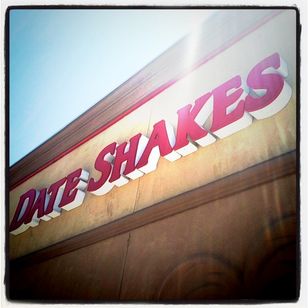 Date Shakes!