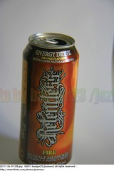 20111-06-09 338 macro - Relentless Fire Orange Energy Drink Soda Can (Badger 23 / jezevec) Tags: pictures orange fire photography photo aluminum energy drink stock beverage picture can pop soda cans reference softdrink carbonated relentless ounce   2011 jezevec   badger23 20110609