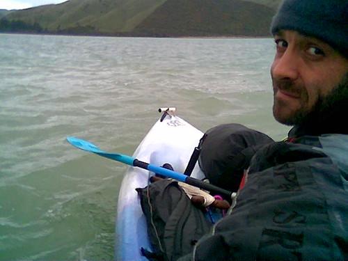 Kayaking to Delaware Bay