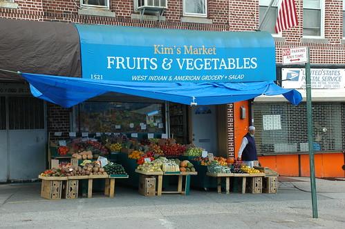 Kim's Market, 1521 Newkirk Avenue, Ditmas Park, Flatbush, Brooklyn
