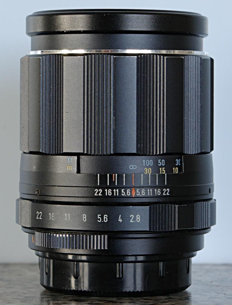 SMC Takumar 105 f2.8 - IMGP4415