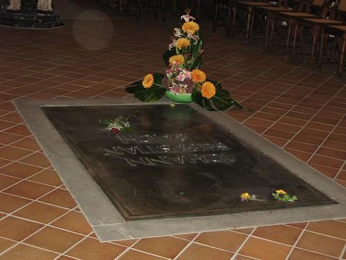 Thomaskirche graf van Bach