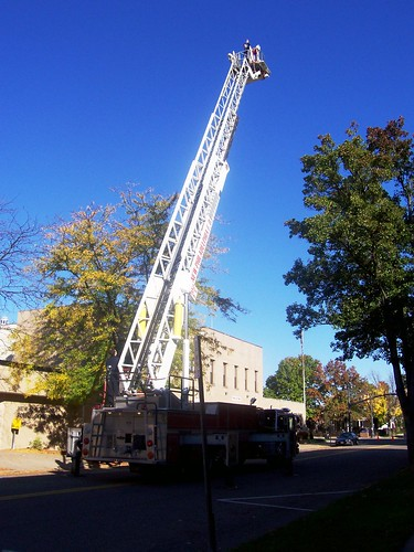 The Ladder Truck in New Philadelphia
