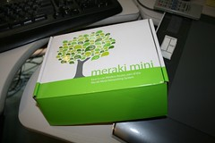 Meraki Mini in Box
