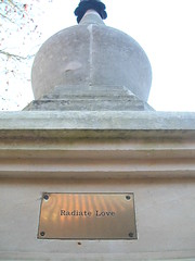 Stupa closeup