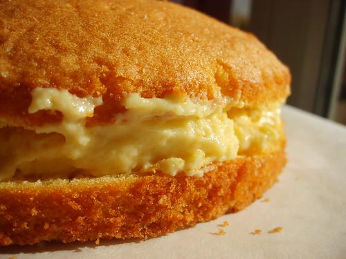 gateau creme patissiere genoise – les recettes populaires blogue