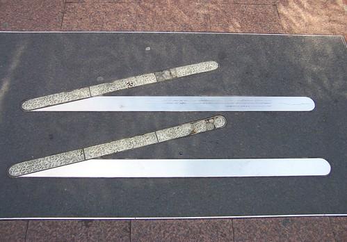 Sydney Arcade marker