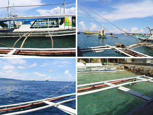 Boracay - Boats in Aklan