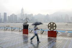 100 days in Hong Kong