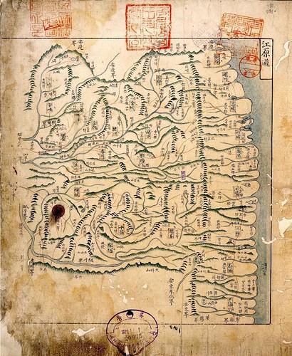 Mid-1700s-Paldo Yeojido Full