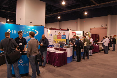 PubCon Exhibit Hall