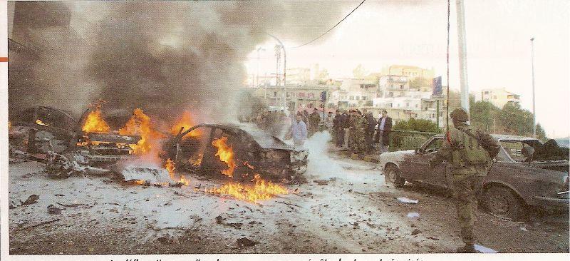 immagine dell'attentato