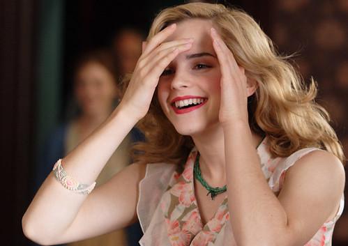 Emma Watson en Ballet Shoes